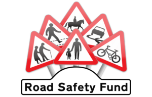 image of 'road safety' graphic